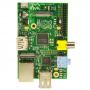 Raspberry Pi, model B med 512MB Ram