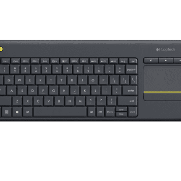 wireless touch keyboard k400 plus raspberry pi