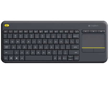 trådløst tastatur med touchpad til raspberry pi
