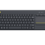 trådløst usb tastatur raspberry pi logitech k400 plus
