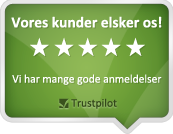 gode anmeldelser på raspberrypi.dk trustpilot