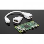 raspberry pi zero med adapters