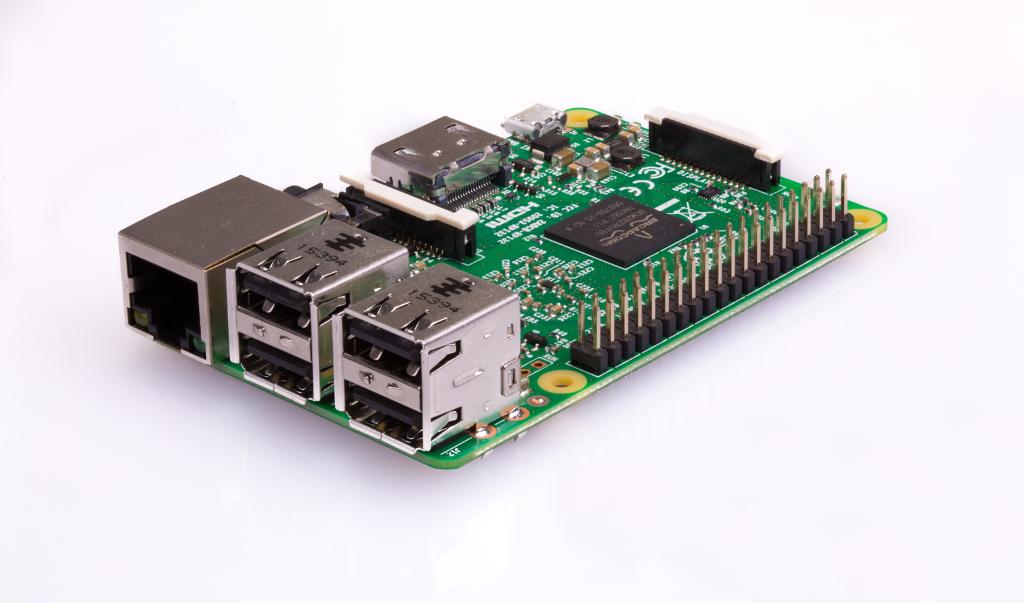 Rasberry pi 3B+