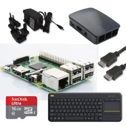 raspberrypi.dk starter kit med tastatur