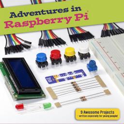 adventures in raspberry pi kit