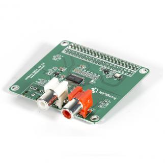 hifiberry dac+ standard rca lydkort