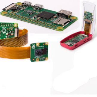 Raspberry Pi Zero & Accessories