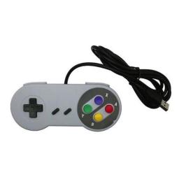 controller gamepad til raspberry pi