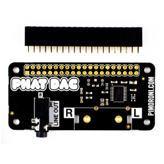 phat dac for raspberry pi zero