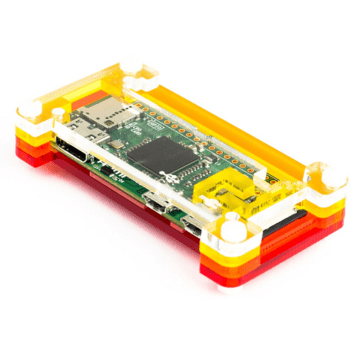 pibow zero case for pi zero v1.3