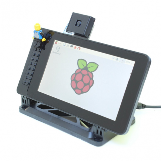 "smartipi touch case til raspberry pi 7"" touchscreen display"