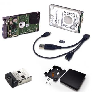 Storage - USB & HDD