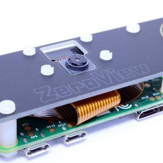 zeroview camera pi zero vindue