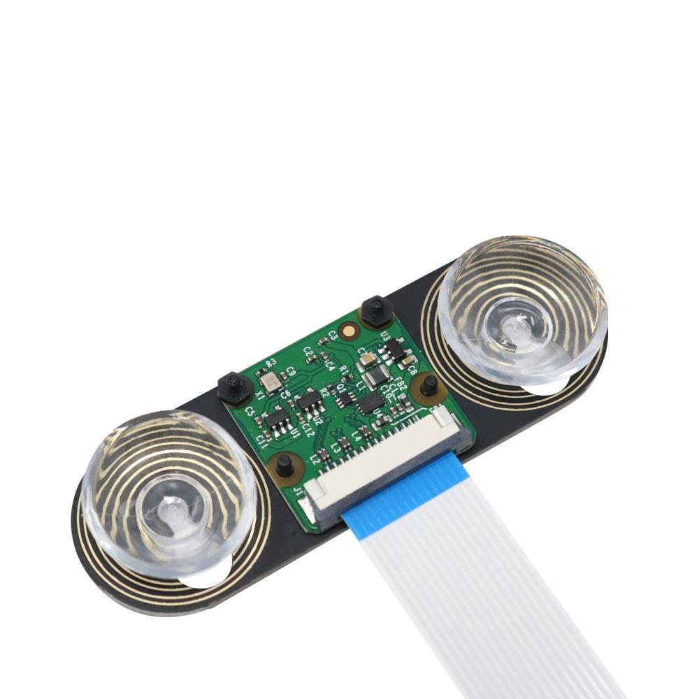 Zeroview Mini Camera Suction Cup Mount Raspberrypi Dk