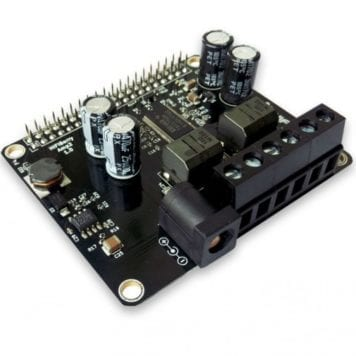 hifiberry amp2 raspberry pi audio amplifier