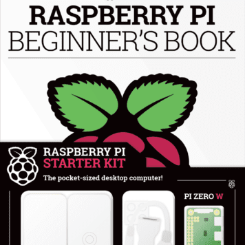 Raspberry Pi Beginners Book