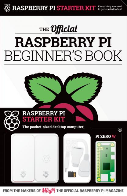 Raspberry Pi Beginners Book