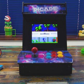 Picade arcade cabinet raspberry pi