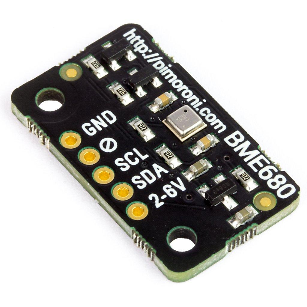 Bme680 Breakout Air Quality Temperature Pressure