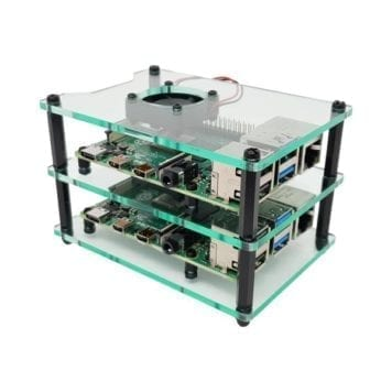 cluster case raspberry pi
