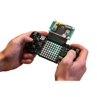 game zip 64 microbit spillemaskine