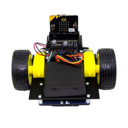 linjefølger robot micro bit