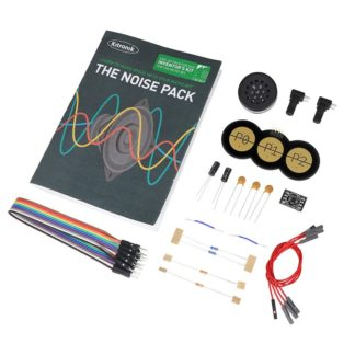 Noise Pack for Kitronik Inventor's Kit for the BBC micro:bit