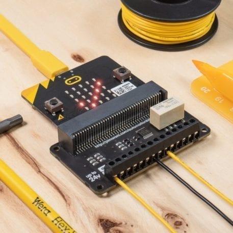 automation bit til microbit kontrol board adc osv
