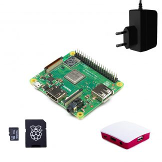 raspberry pi 3 model a plus starter kit