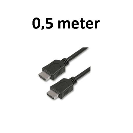 0,5 meter hdmi kabel