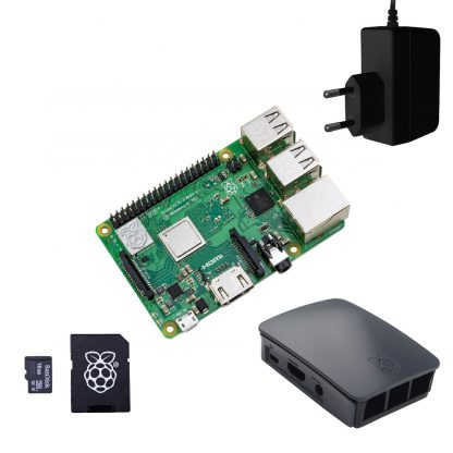 raspberry pi 3 model b plus starter kit