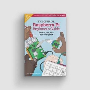 raspberry pi beginners guide v4
