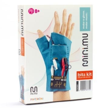 mini mu glove kit for micro:bit