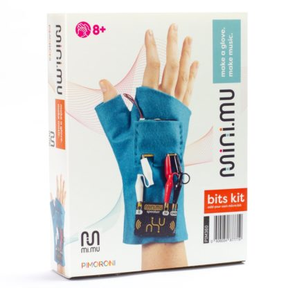 mini mu glove kit til micro:bit