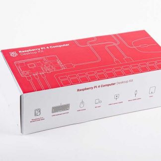Raspberry Pi 4 Desktop Kit EU