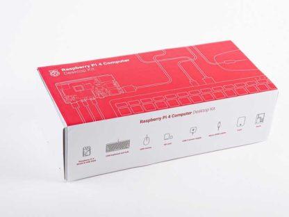Raspberry Pi 4 Desktop Kit EU