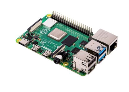 raspberry pi 4 model b, 1/2/4 gb ram