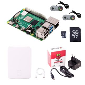 raspberry pi 4 b retro console starter kit