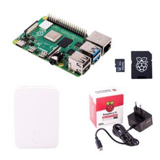 raspberry pi 4 model b start package