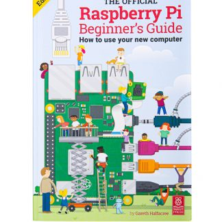 raspberry pi 4 begynder guide second edition