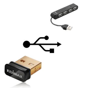 USB Tilbehør