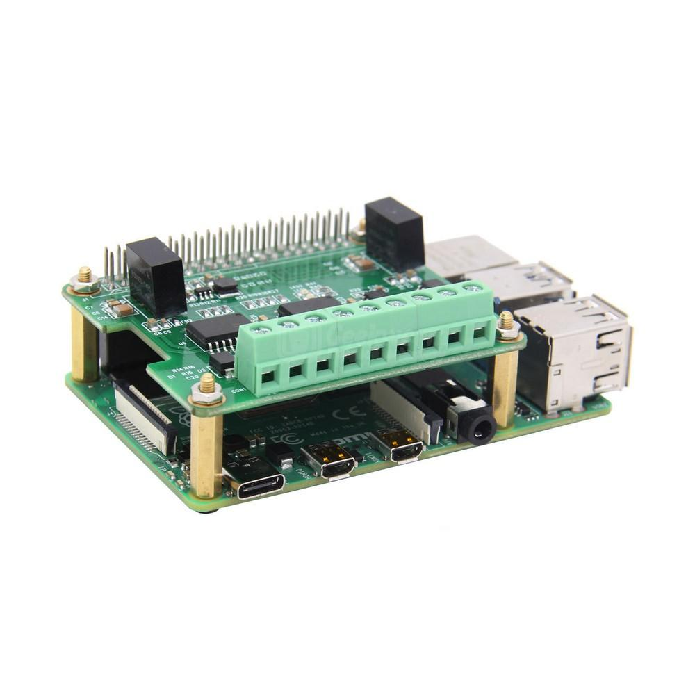 RS485 & CAN HAT for Raspberry Pi
