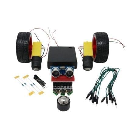 camjam edukit 3 robotics - raspberry pi robot kit