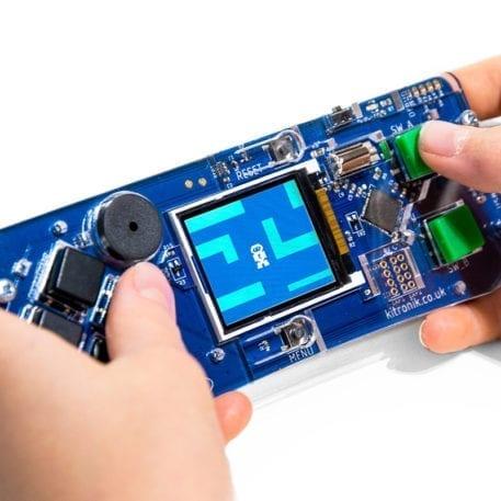 arcade gamepad til makecode arcade