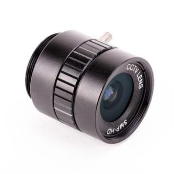 6mm vidvinkelobjektiv raspberry pi hq camera