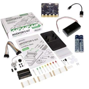 micro:bit med inventors kit