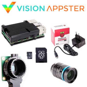 machine vision kit visionappster