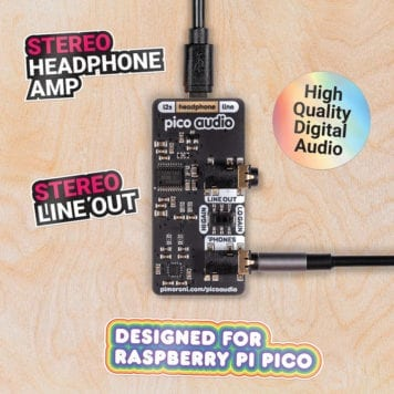 pico audio pack