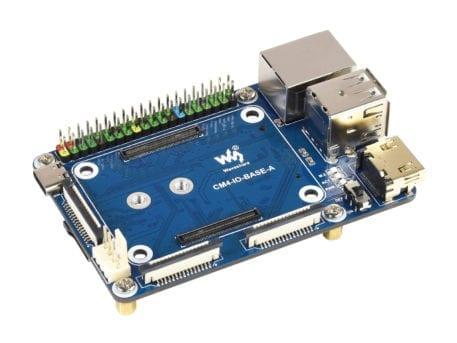 cm4 waveshare mini base board a