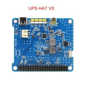 ups hat raspberry pi